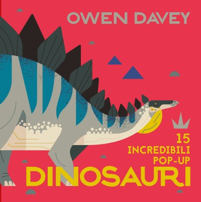 15 incredibili pop-up - DINOSAURI
