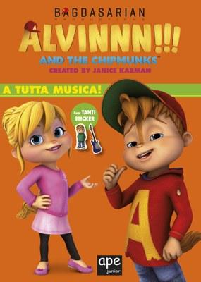 Alvin. A tutta musica!