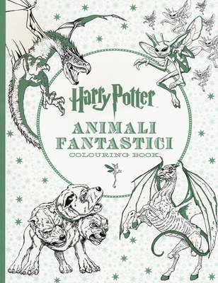 Animali fantastici. Colouring book. Ediz. a colori
