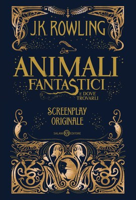 Animali Fantastici e dove trovarli - Screenpaly originale