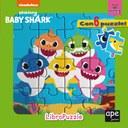 Baby Shark LibroPuzzle