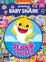 Baby Shark Super sticker