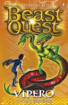 Beast Quest 10. Vipero. L'Uomo Serpente