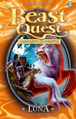Beast Quest 22, Luna. La Lupa di Mezzanotte