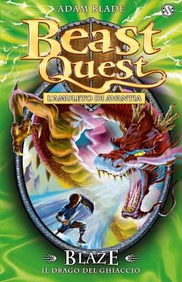 Beast Quest 23. Blaze. Il Drago del Ghiaccio