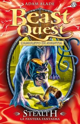 Beast Quest 24. Stealth. La Pantera Fantasma