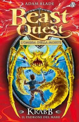 Beast Quest 25. Krabb Il Signore del Mare