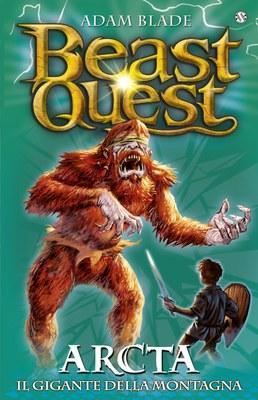 Beast Quest 3. Arcta. Il gigante della montagna