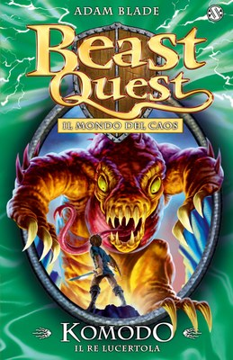 Beast Quest 31 - Komodo. Il Re Lucertola