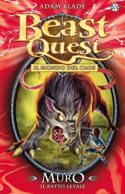 Beast Quest 32 - Muro. Il Ratto Letale