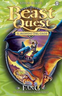 Beast Quest 33 - Il Pipistrello Diabolico