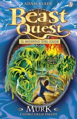 Beast Quest 34 - L'uomo delle Paludi