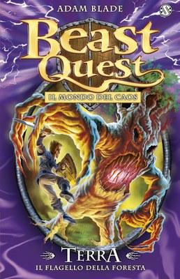 Beast Quest 35 - Terra Il Flagello della Foresta