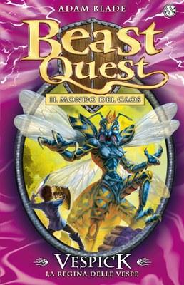 Beast Quest 36 - La Regina delle Vespe