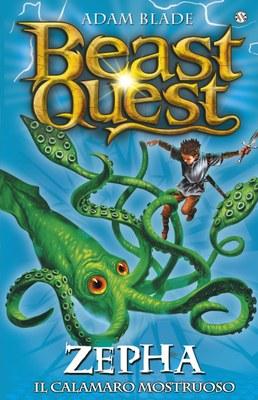 Beast Quest 7. Zepha. Il Calamaro Mostruoso