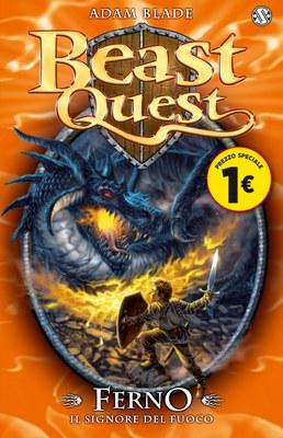Beast Quest. Ferno. Il signore del fuoco