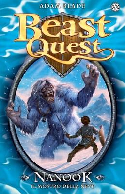 Beast Quest. Nanook. Il mostro della neve