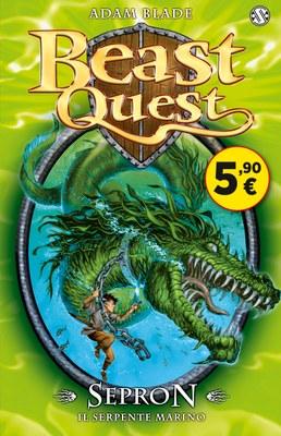 Beast Quest. Sepron. Il mostro marino