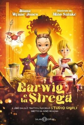 Earwig e la strega - Edizione Film