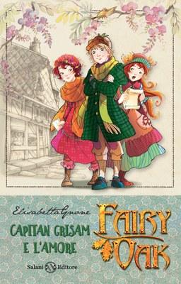 Fairy Oak . Capitan Grisam e l'amore  (I quattro misteri)