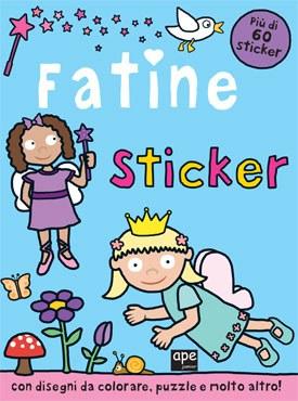 Fatine sticker
