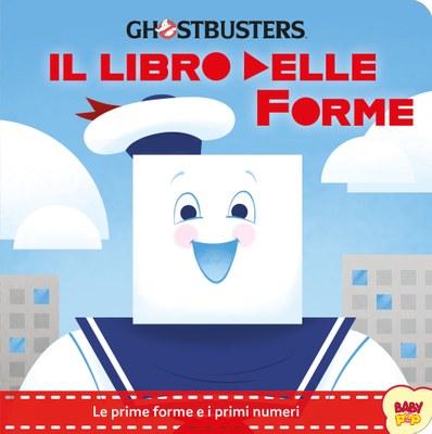 Ghostbusters - Il libro delle forme