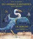 Gli Animali Fantastici: dove trovarli - Edizione illustrata NE