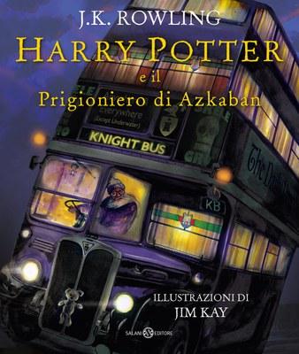Harry Potter e il Prigioniero di Azkaban - Ed. Illustrata Brossura