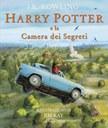 Harry Potter e la Camera dei segreti - Ed. Illustrata Brossura