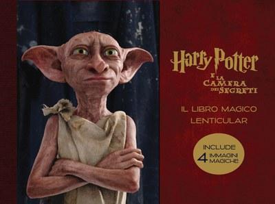 Harry Potter e la camera dei segreti. Il libro magico lenticular