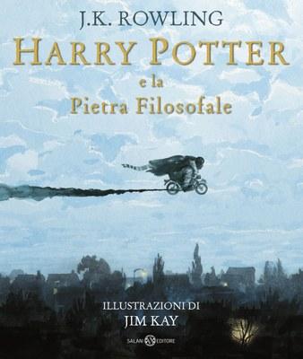 Harry Potter e la Pietra filosofale - Ed. Illustrata Brossura