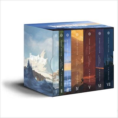 Harry Potter - La serie completa - Ed. copertine De Lucchi