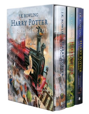 Harry Potter. La serie illustrata