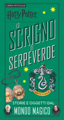 Harry Potter. Lo scrigno di Serpeverde