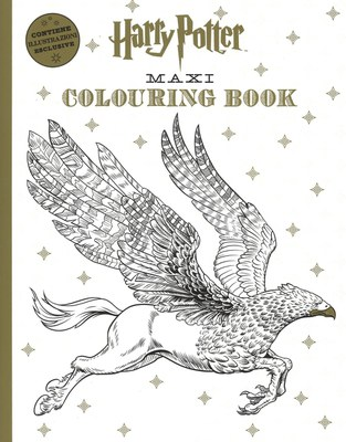 Harry Potter maxi colouring book. Ediz. illustrata