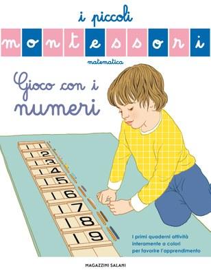 I piccoli Montessori - Gioco con i numeri
