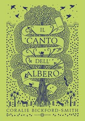 Copertina del libro Il Canto dell'Albero