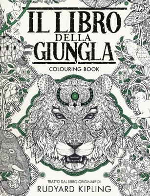 Il libro della giungla - colouring book