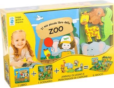 Il mio piccolo libro dello zoo