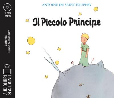 Il piccolo principe Audiolibro CD