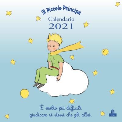 Il Piccolo Principe. Calendario da parete 2021