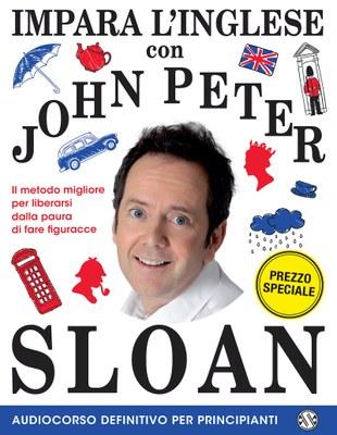 Impara l'inglese con John Peter Sloan - Audiocorso definitivo per principianti (12 CD + libro)