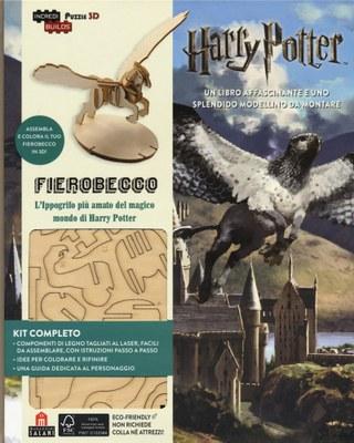 Incredibuilds Harry Potter - Fierobecco. Nuova edizione