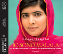 Io sono Malala Audiolibro CD