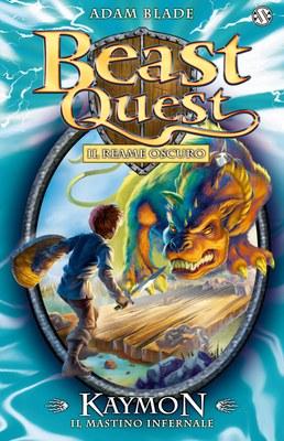 Kaymon, Il Mastino Infernale. Beast Quest 16