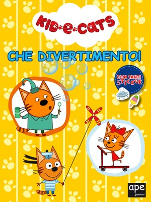 Kid-e-Cats - Che divertimento!