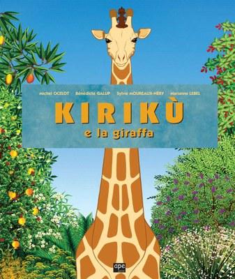Kirikù e la giraffa