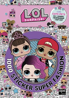L.O.L. Surprise 1000 Sticker