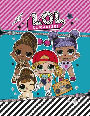 L.O.L .Surprise Tin box