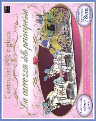 La carrozza delle principesse. Ediz. illustrata. Con gadget